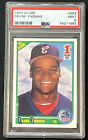 Frank Thomas Rookie Cards and Autograph Memorabilia Guide 20