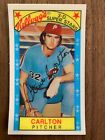 Steve Carlton Cards, Rookie Cards and Autographed Memorabilia Guide 20