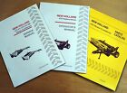 New-Holland 479 Haybine Mower Conditioner Operator's, Service and Parts Manual