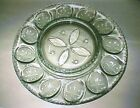 LONGABERGER RARE RETIRED GLASS EGG PLATE MINT COLOR NEW IN BOX  LAST ONE