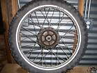 1983 Yamaha IT490 Front Wheel Assembly
