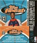 2005-06 Topps Finest Factory Sealed NBA hobby box