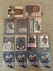 2005 BRANDON JACOBS ROOKIE EXQUISITE PATCH AUTO JERSEY LOT NEW YORK GIANTS RARE
