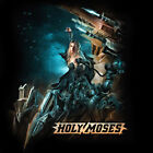 Holy Moses Agony of Death T Shirt Thrash Metal New XL