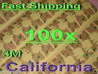 Lot 100 3M iPhone 3g 3gs Adhesive Sticker LCD Digitizer