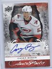 2008-09 ARTIFACTS CASEY BORER AUTO FACTS UPPER DECK