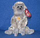 TY VIRUNGA the MONKEY BEANIE BABY - MINT with MINT TAGS -  BBOM