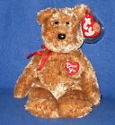 TY THANK YOU BEAR BEANIE BABY - MINT with MINT TAG