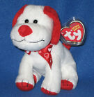 TY HEARTBEAT the DOG  BEANIE BABY - MINT with MINT TAG