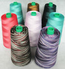 100 Merc Cotton Thread Quilting Thread Serging Thread COLORS