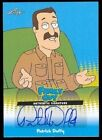 LEAF FAMILY GUY SEASON 3, 4, 5 AUTOGRAPH PATRICK DUFFY