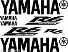AFTERMARKET DECAL KIT FOR YAMAHA R6 2005