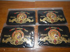 Vintage Old MGM Metro Goldwyn Mayer Patches  4 Patches