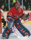 PATRICK ROY Signed MONTREAL CANADIENS 8X10 PHOTO - JSA #G09730