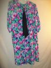 Womens Plus Size Dress  Robert TOO  Size 30w Church Work Wedding