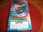 SPIDER-MAN II 30TH ANNIVERSARY UNOEPNED TRADING CARD BOX COMIC IMAGES 48 PACKS