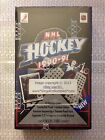 1990-91 Upper Deck HOCKEY Low # Series 36 Pack WAX BOX - FACTORY SEALED