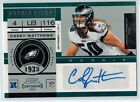 2011 Playoff Contenders ROOKIE TICKET AUTOGRAPH Casey Matthews - Eagles!