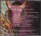 HOT RECORDS COMPILATION CD VOL 1 RAPE OF THE HOLY TRINITY - OLD MAN'S CHILD