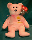 TY CALIFORNIA POPPY STATE FLOWER BEANIE BABY - KNOTTS BERRY FARM - RETIRED