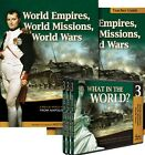 World Empires World Missions  World Wars Diana Waring WWW History Curriculum Sr