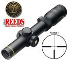 Leupold VX R Rifle Scope 125 4x20 Matte FireDot 4 Reticle 110683