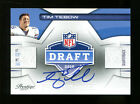 Tim Tebow 2010 Prestige Draft #21 Auto Card Ink Rookie Broncos Mint Condition