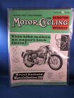 Motor Cycling Scooter Weekly March 26 1959 Vol 99 No 2558