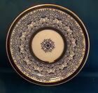 Antique 19th century Royal Worcester Blue Lilly Pattern Dinner Plate