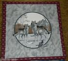 Country Throw Pillow Cases !Country Grizzly-Wolves Brand New Home Made