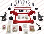 RANCHO # RS6548 PRIMARY SUSPENSION SYSTEM RED 01-10 SILVERADO SIERRA 1500 2500