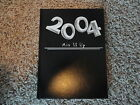2004 Minster High School Yearbook from Minster Ohio