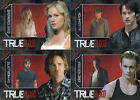 True Blood Premiere Shadow Box Shadowbox Set of 4 Cards Sookie Bill Sam Eric