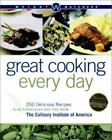 Weight Watchers Great Cooking Every Day  250 Delicious Recipes BOOK HC DJ