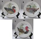 Salad Plate Fitz & Floyd Canard Sauvage - Different Designs Available