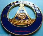 Past Master #01 Alloy Zinc  Cut out Car Emblem