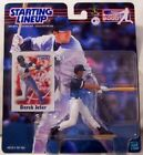 DEREK JETER NEW YORK YANKEES STARTING LINEUP 2000