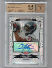 2009 BOWMAN STERLING XFRACTORS ARIAN FOSTER GOLD AUTO RC BGS 9.5 # 5 RARE