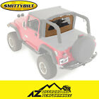Smittybilt Outback Wind Breaker Jeep 76 86 CJ 7 87 06 Wrangler 90017 Spice Denim