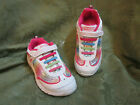 Stride Rite Toddler Girl Girls Glitzy Pets Starr White Multi Sneakers Shoes