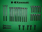 Kawasaki Z650 Z 650 B C D  Engine SS Stainless Allen Screw Kit *UK FREEPOST*
