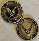 Air Force Airman Award Aim High ... Fly Fight Win Challenge Coin / USAF / V2