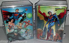 LEGEND OF SUPERMAN & DC COMICS THE NEW 52 COMPLETE TRADING CARD BOX SET