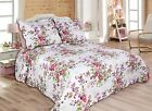 41 All For You 3PC quilt set, bedspread, coverlet-twin, full,queen,king,XL-king