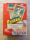 1991 Topps BASEBALL 36 Count WAX PACK BOX from FRESH CASE CHIPPER JONES ROOKIE