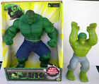 2 INCREDIBLE HULK FIGURES 13 INCH 2003 NEW IN BOX VINTAGE 1979 105 INCH