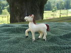 VINTAGE  CUTE HARD RUBBER TOY HORSE