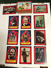 1977 Topps Star Wars Red Border Set S2- 66 Cards #67-132 + 11 stickers #12-22