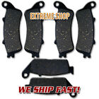 Victory F+R Brake Pads Vision Arlen Ness 8 Ball Street Tour (2008-2012) All Mod