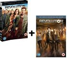 REVOLUTION 1+2 2012 2014 COMPLETE Post Apocalyptic Series Season R2 DVD not US